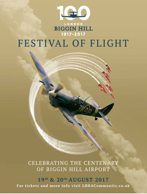Biggin Hill Festival of Flight 2017