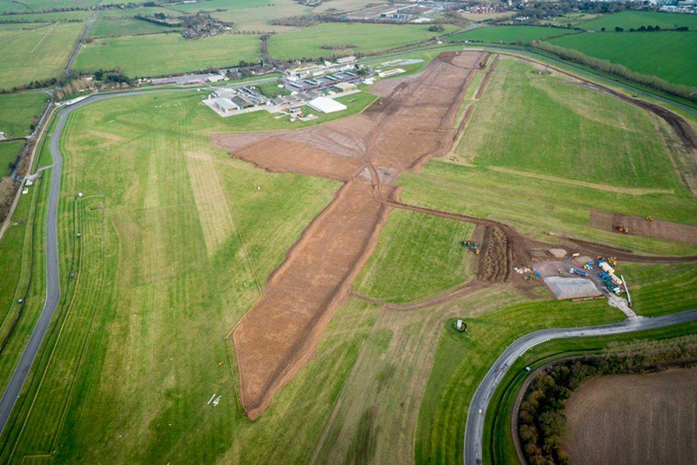 Goodwood aerodrome