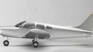 Reborn Aviation Piper Warrior