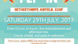 Summer Fair & Fly-in, Netherthorpe