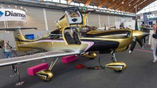 Diamond DA50 Aero 2017