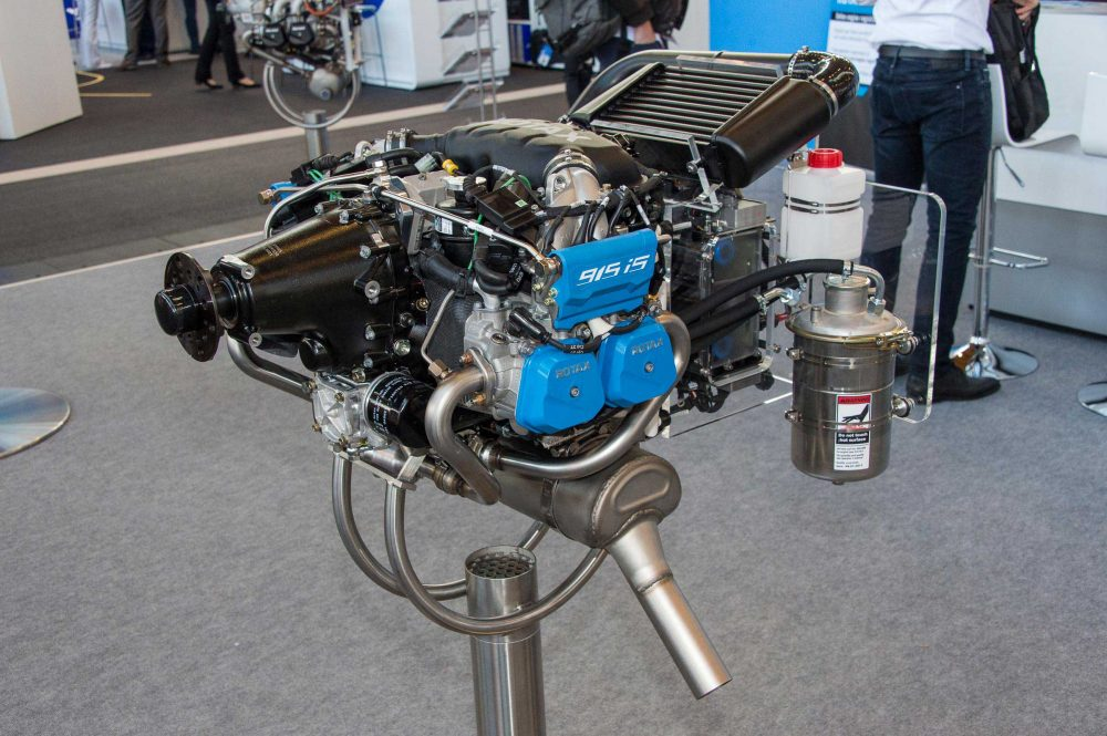 Most powerful Rotax on track for 2017 certification - FLYER