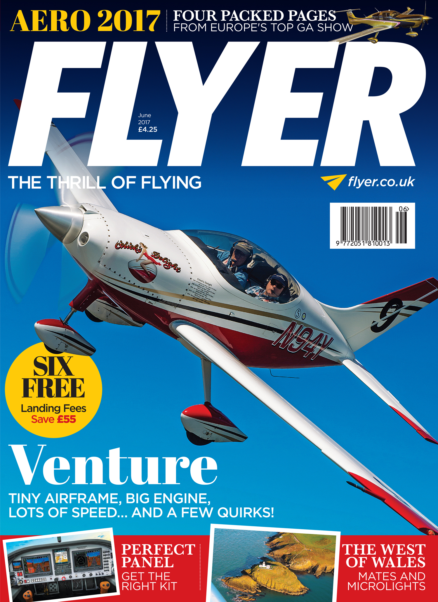 FLYER June 2017 issue