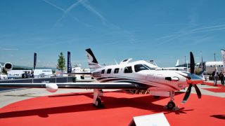 Piper M600 receives EASA type certificate at EBACE2017