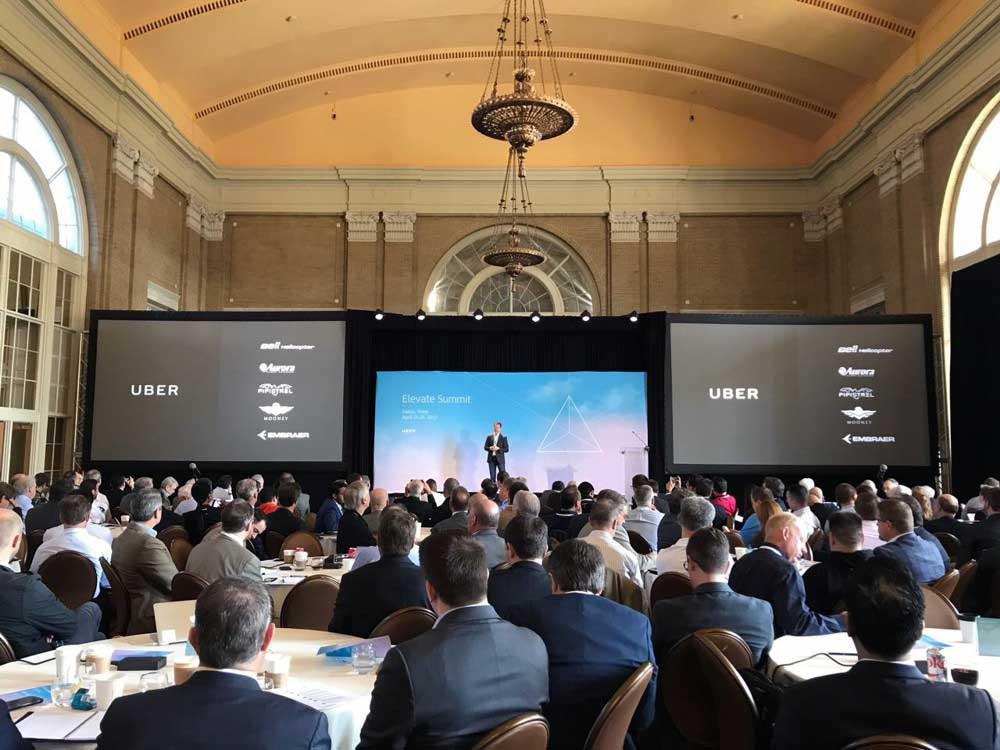 Uber Elevate