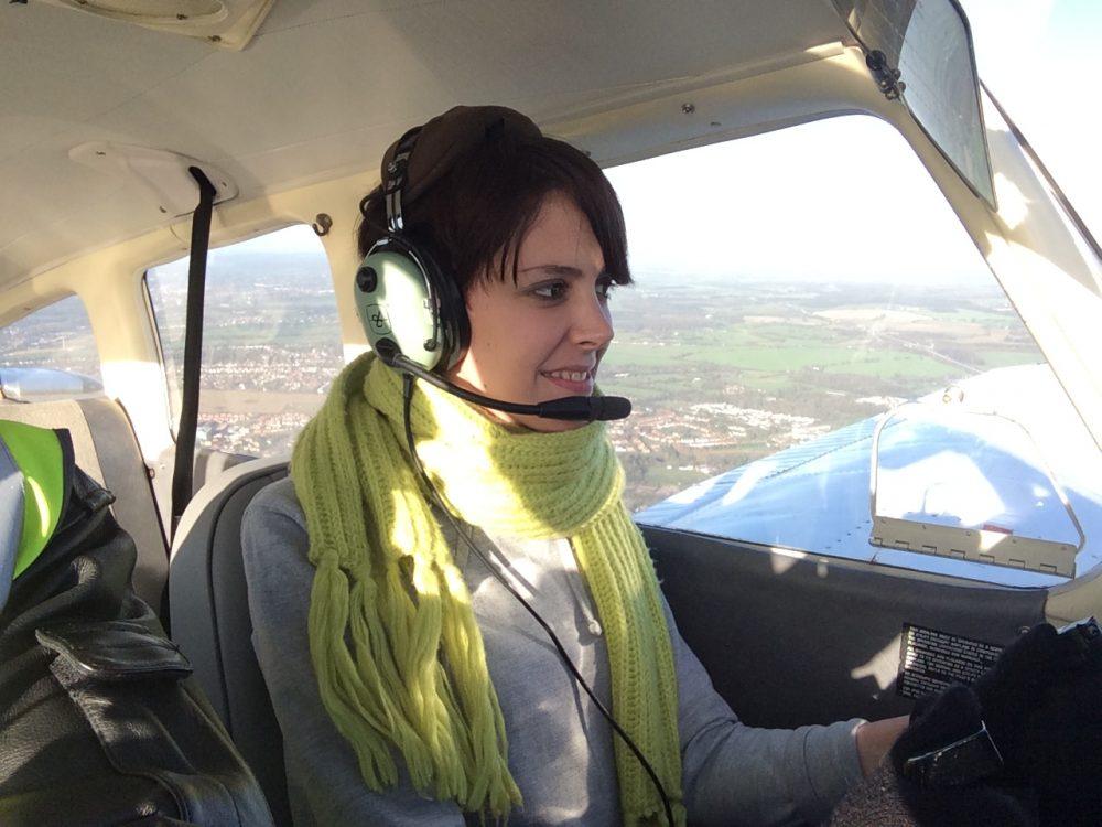 Kim Jaeger pilot