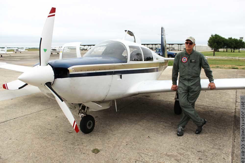 Brian Lloyd pilot Texas