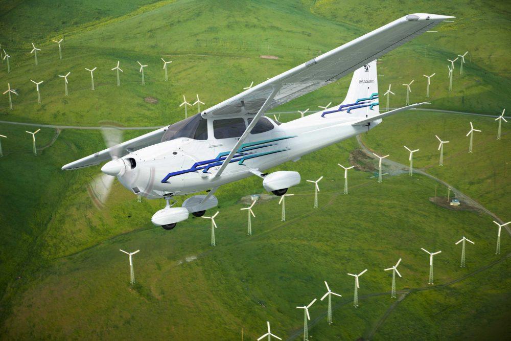 Cessna Turbo Skyhawk 172 JT-A