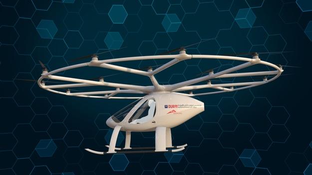 Volocopter Dubai