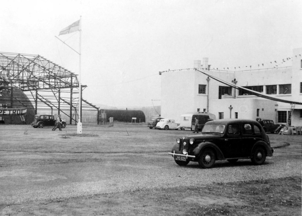 Shoreham hangar