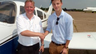 Biggin Hill scholarship