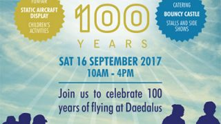 Solent Airport 100 years