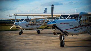 Mahindra Airvan 10