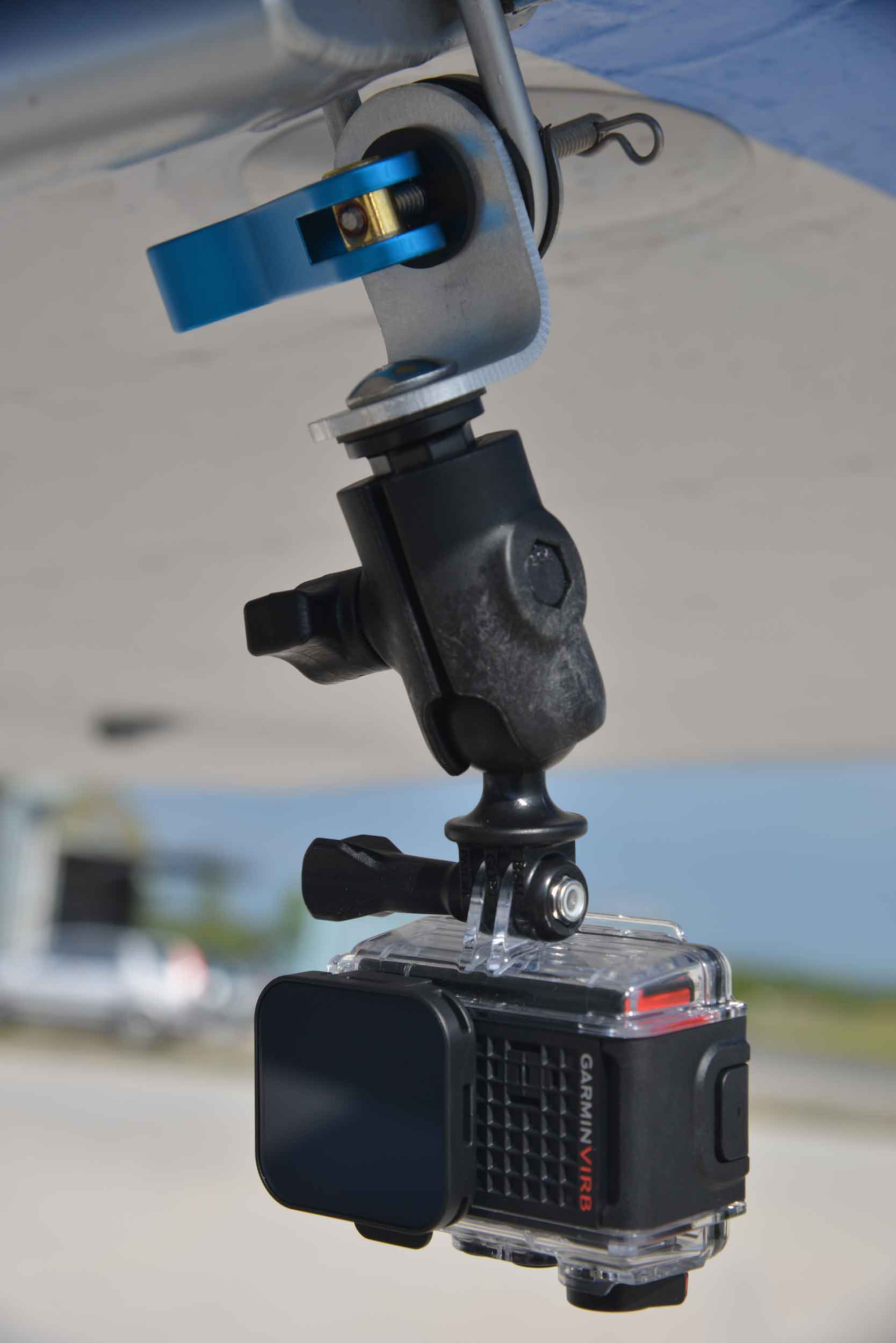 MYPilotPro wing camera mount