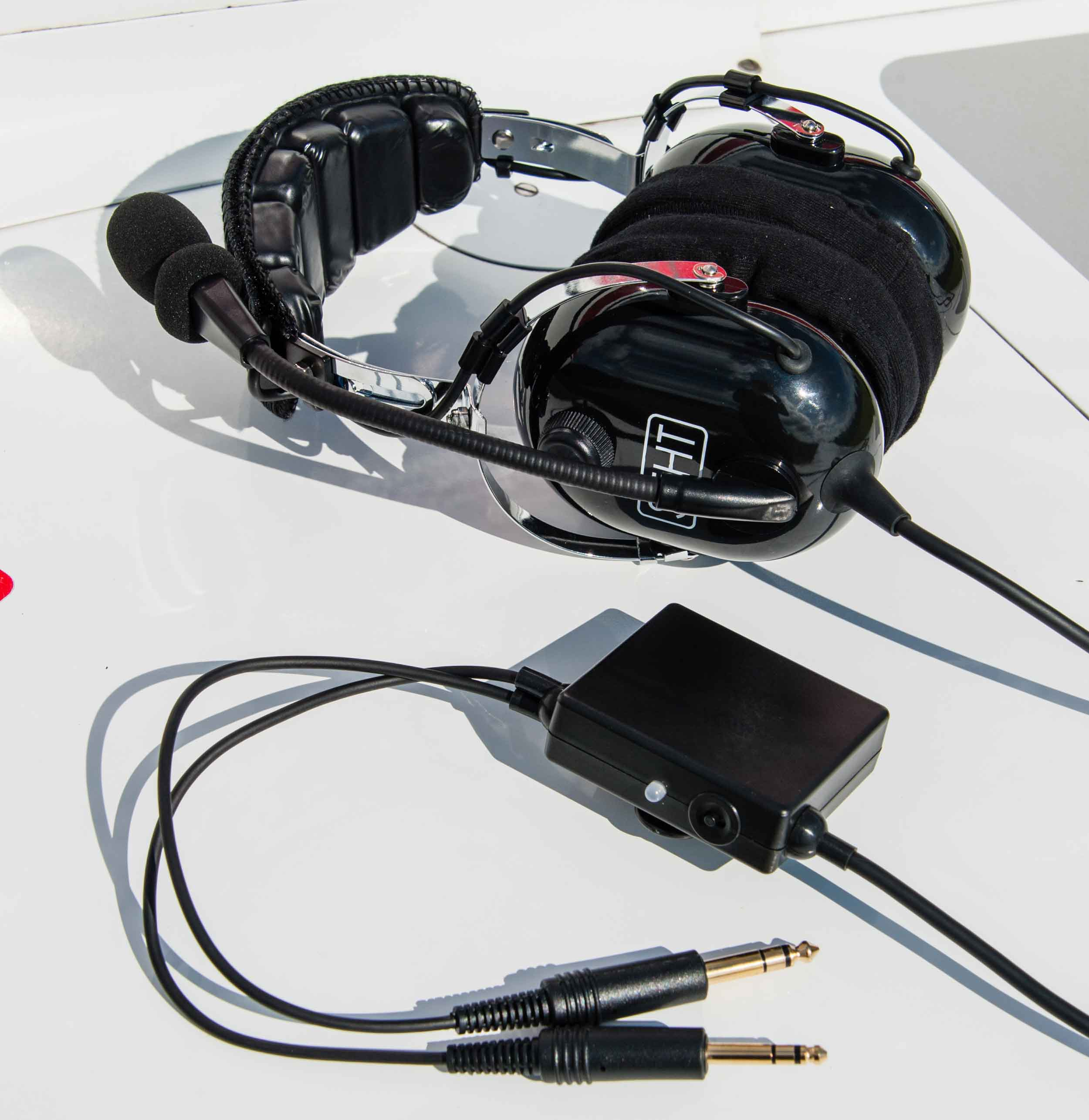 SEHT ANR headset review