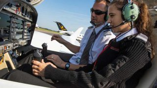 female pilot scholarship