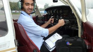 Biggin Hill flying scholarships
