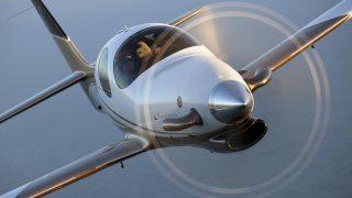 Evolution Aircraft turbine