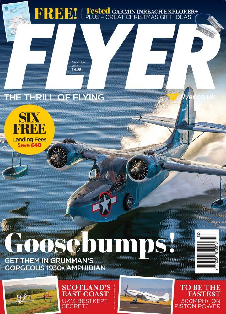 FLYER December 2017 cover