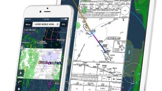 Foreflight Jeppesen iPad