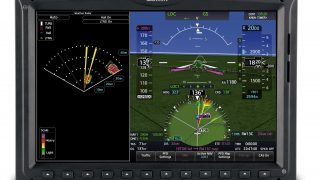 Garmin weather radar