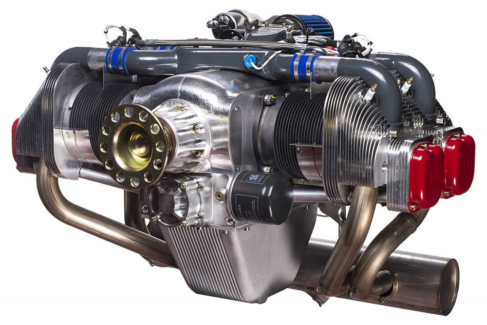 ULPower aero engine