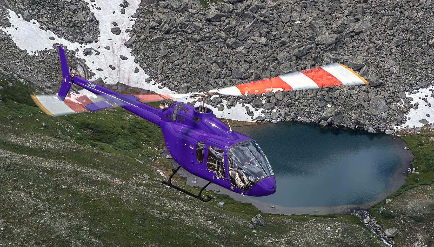 Bell Helicopter 505 Jet Ranger X