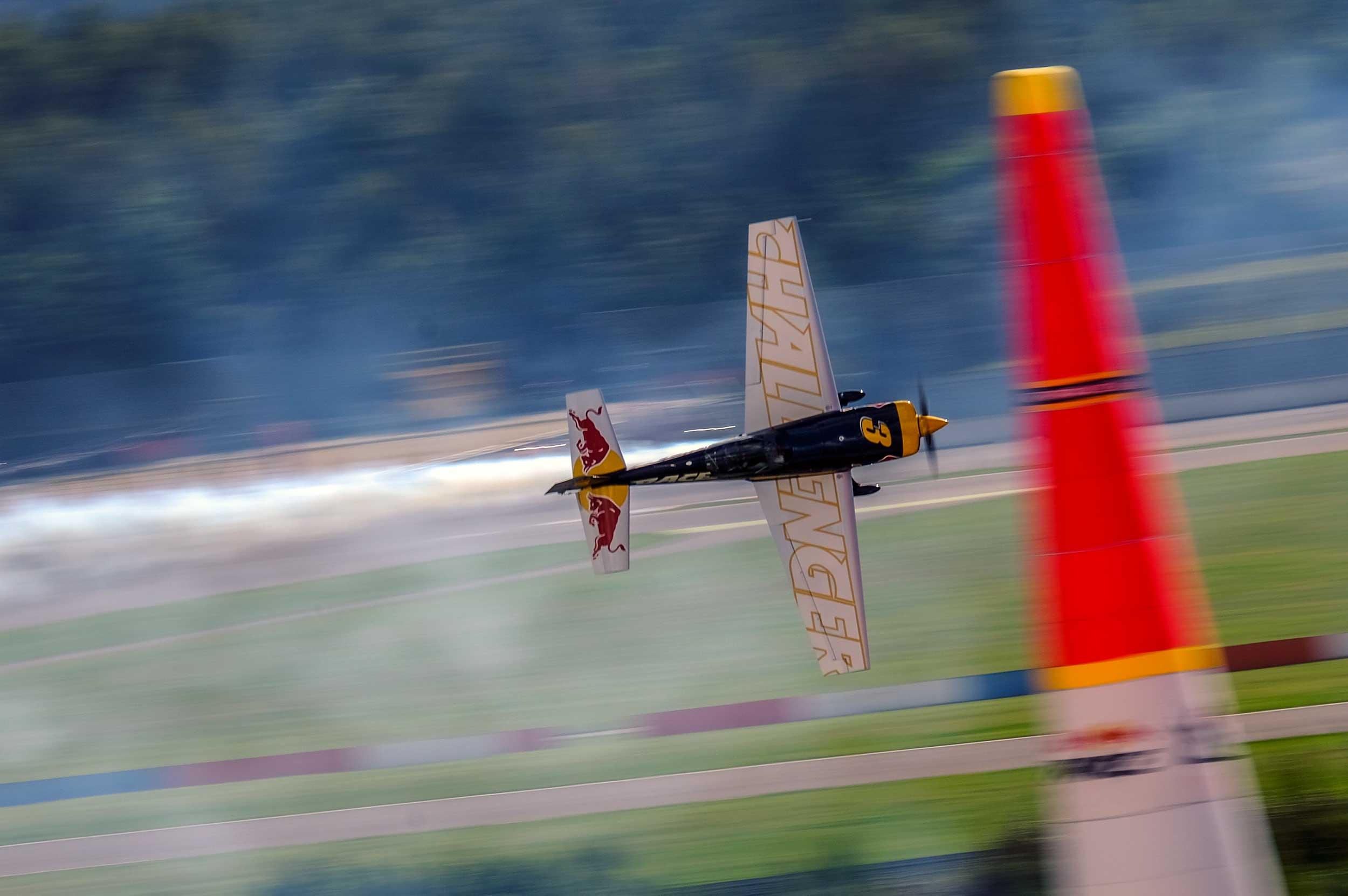 Red Bull Air Race 2018 Ben Murphy UK