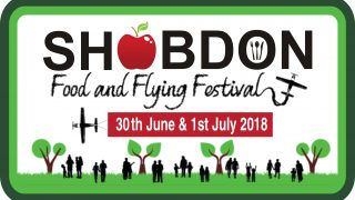 Shobdon food & flying festival 2018