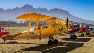 shortlist for Ushaia2USA vintage air rally