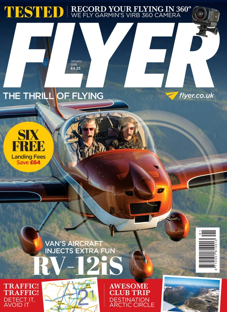 FLYER magazine January 2018