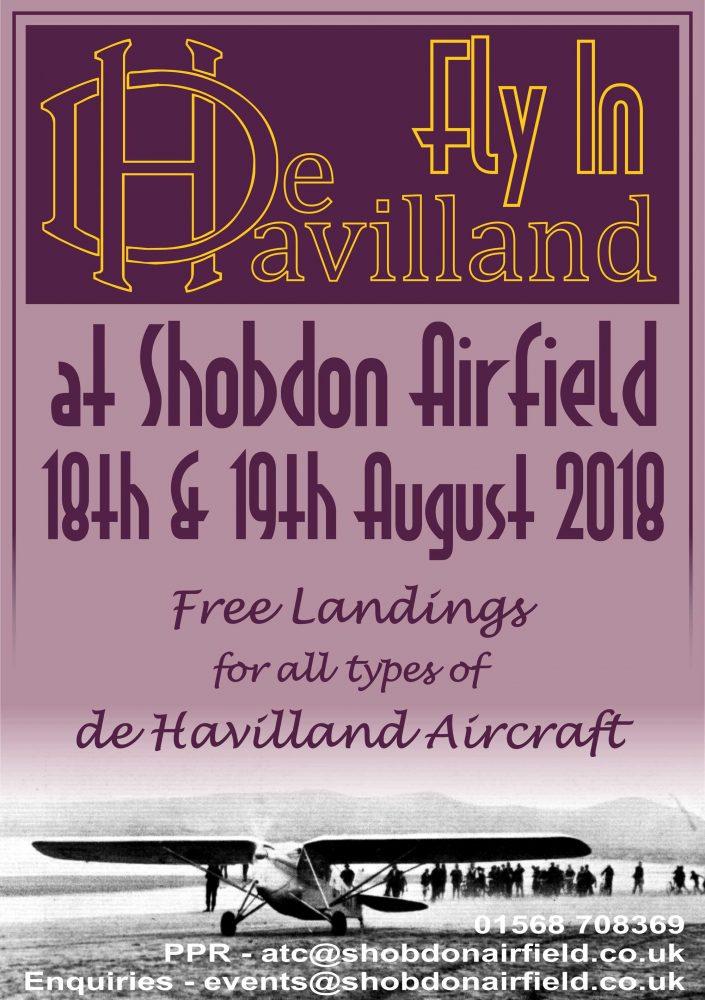 de Havilland fly-in