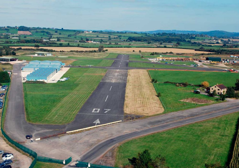 Henstridge Airfield