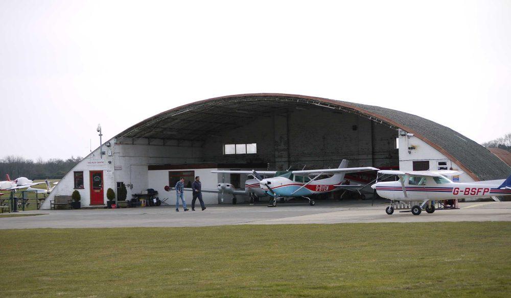 Denham aerodrome