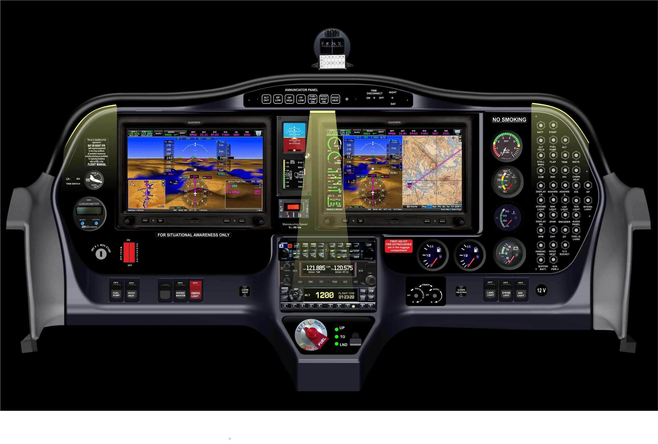 Tecnam P2008JC MkII