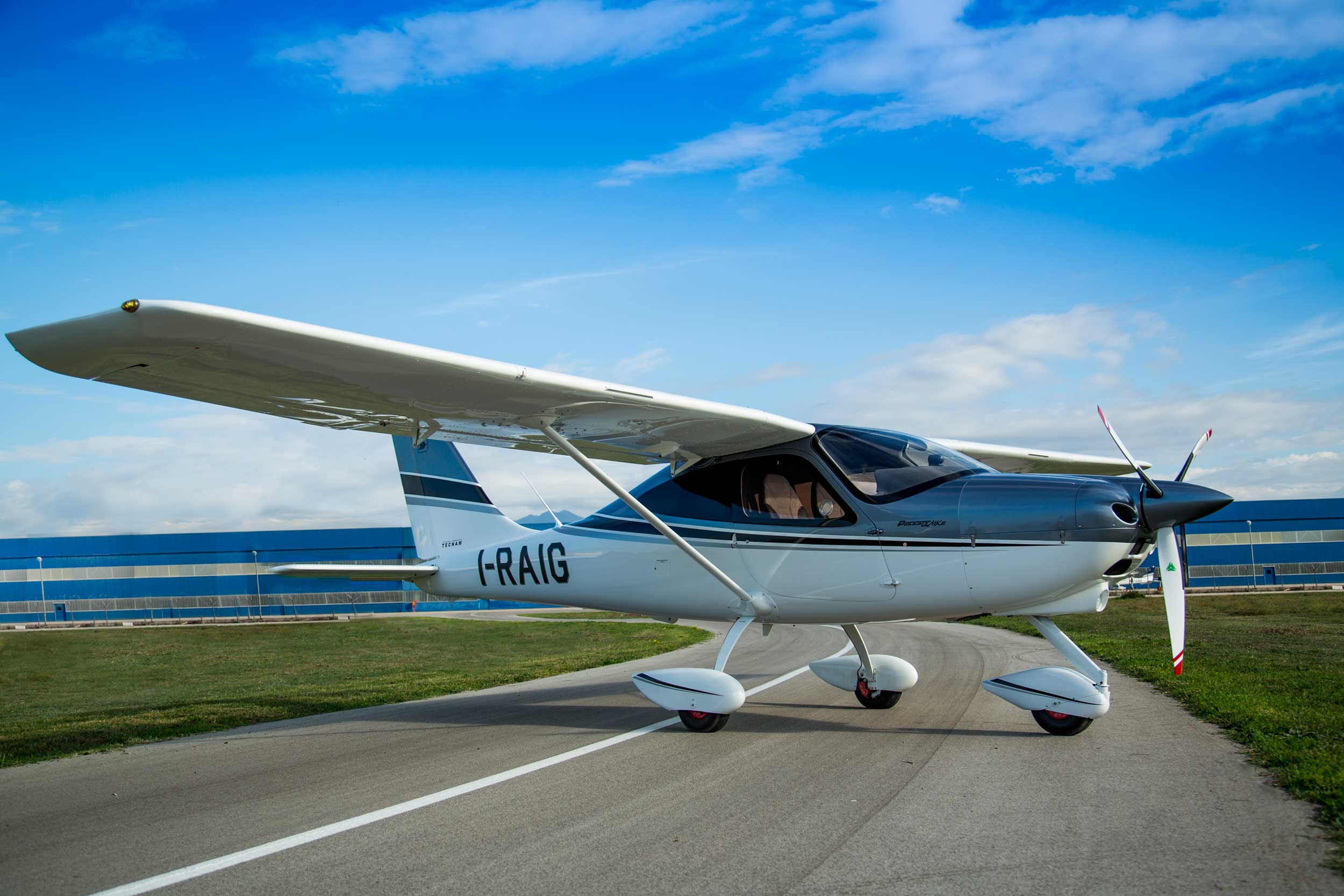 EASA approves upgraded Tecnam P2008JC MkII - FLYER