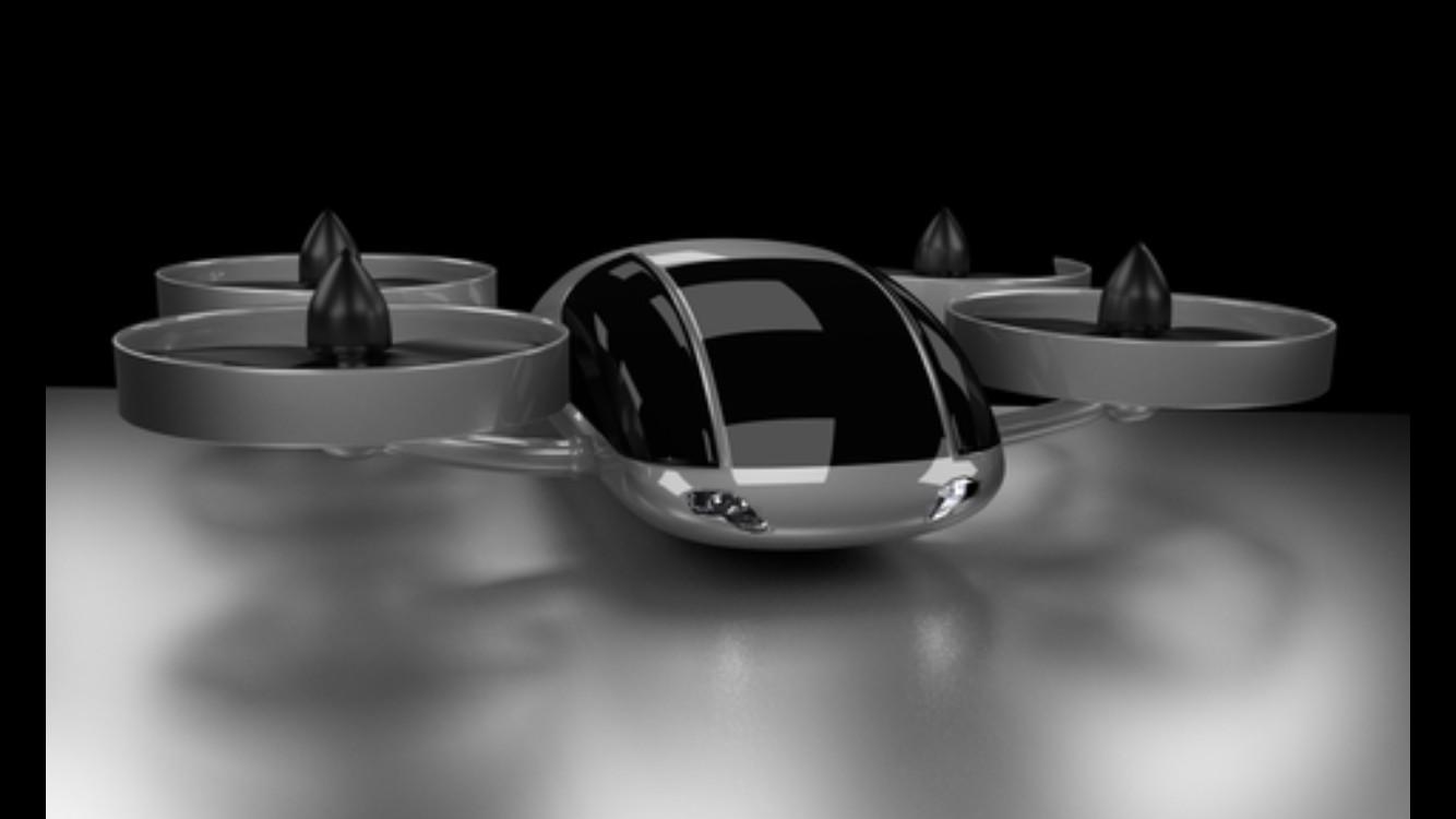 British fluying car VRCO NeoXCraft
