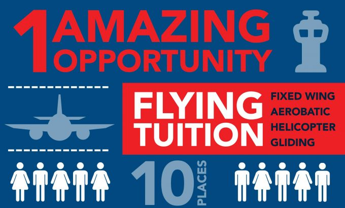 Cotswold Aviation Scholarship 2018