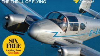 FLYER magazine cover February 2018