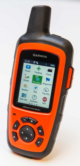 Garmin inReach Explorer+ review