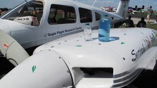 Unleaded 100 octane avgas tests