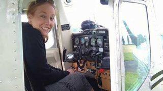 Aeryn Parsons PPL Redhill Aviation