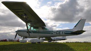 SkyDemon Air League flying scholarship