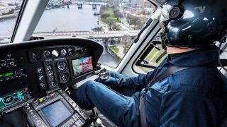 Garmin helicopter products HAI 2018