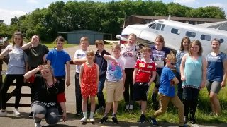 National Fly Kids Day 2018