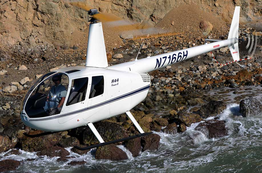 Robinson sees upturn in helicopter sales - FLYER on enstrom helicopter, ocean water from helicopter, robinson helicopter, r66 helicopter, historical helicopter, world's largest russian helicopter, kiro helicopter, r12 helicopter, woman jumping from helicopter, bell helicopter,