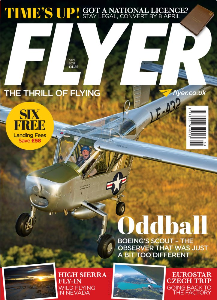 FLYER April 2018