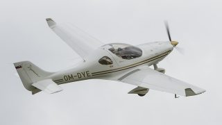 LX Aviation Dynamic WT9 light sport aircraft