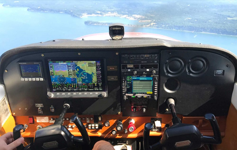 Dynon receives SkyView STC for Cessna 172 - FLYER