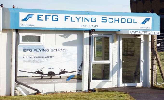 EFG Flying School Biggin Hill